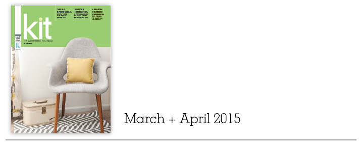 Kit | March + April 2015 | Kitindy.com