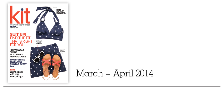 March + April 2014 | KitIndy.com