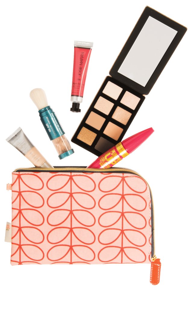 simplifying your summer makeup routine | Kitindy.com