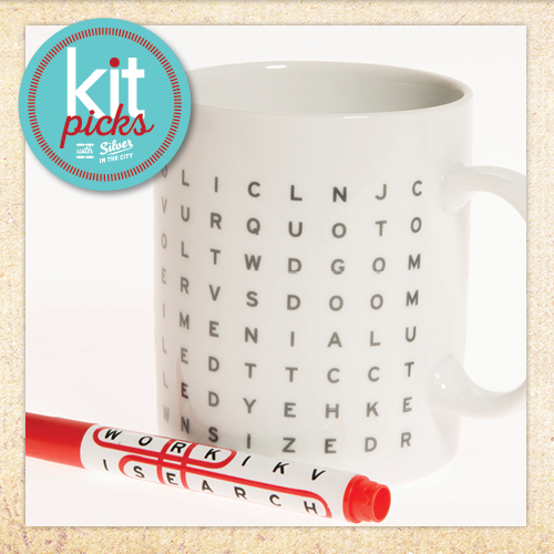 Kit Picks - Work Search Mug