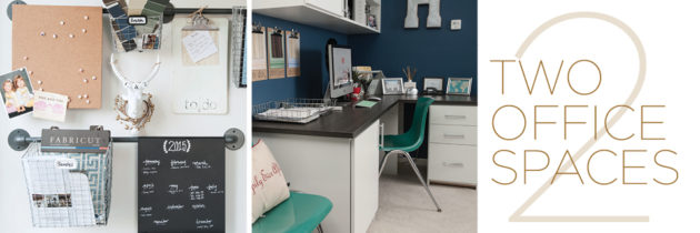 Office Nook With a Look