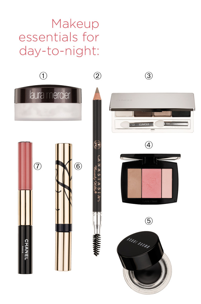 Makeup Essentials: Day to Night | Kitindy.com