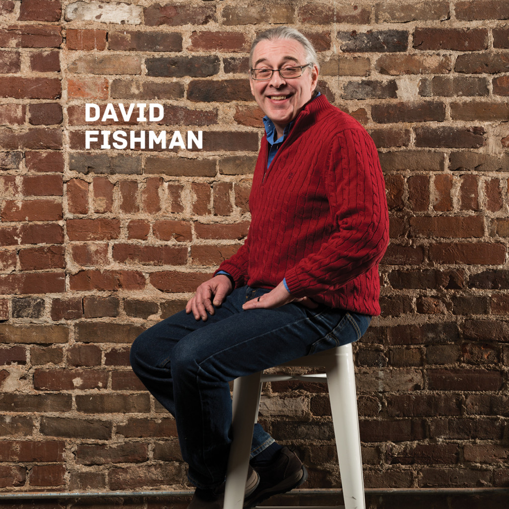 CICOA 2015 Caregiver of the Year Finalist - David Fishman
