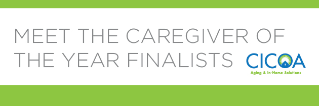 CICOA Caregiver of the Year – 2015
