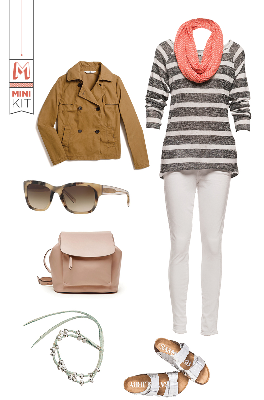 Kit's Errand Outfit - Spring Eddition
